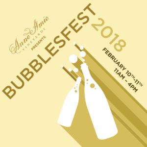 Bubbles Fest 2018 @ Anne Amie Vineyards | Carlton | Oregon | United States