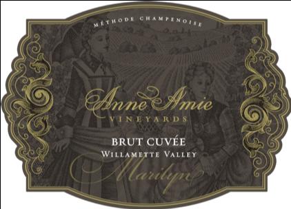 2011 Anne Amie Marilyn Brut
