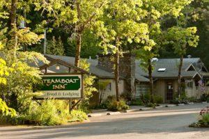 Steamboat Winemaker's Dinner @ Steamboat Inn | Oregon | United States